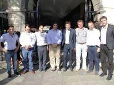 Jorge Macri se reunió con intendentes bonaerenses electos