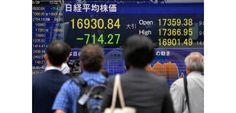 Japon: nouvelle récession, un revers pour Shinzo Abe