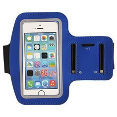 Sports Running Jogging Armband Case Cover Holder for iPhone 6 4 7 rose red WS Iphone 8 Plus, Iphone 7, Best Cell Phone, Phone Case, Ipod Nano, Samsung Galaxy S4, Ipod Touch, Cell Phone Accessories, Jogging