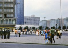 Alexanderplatz in 1980