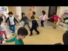 kindergarten circle dance | Okul Öncesi Dans - YouTube Service Learning, Music For Kids, Teaching Music, Learning Activities, Ariana Grande, Kindergarten, Crafts For Kids, Family Guy, Children