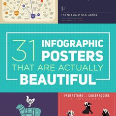 31 Beautiful Posters That Will Actually Teach You Something
