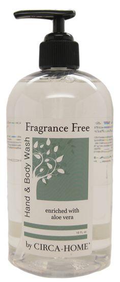 Fragrance Free Hand & Body Wash | green 3 | #USAMade #NaturalSkinCare #AllNatural