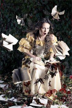 Kirsty Mitchell Photography Wonderland
