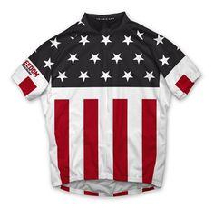 Stars stripes Cycling Jerseys 2657c04ea
