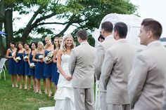 Wedding Ceremony - PHOTO SOURCE • PRUDENTE PHOTOGRAPHY   Featured on WedLoft