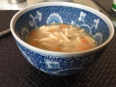 Nutrisystem Day 3 Lunch - Nutrisystem Chicken Noodle Soup