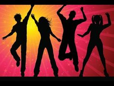 """The weekend is almost upon us and I hope you'll be happily dancing into the weekend. """"Dance to the Music"""" Sly and the Family Stone . Abraham Hicks, Lynn Anderson, Dance Silhouette, Carly Simon, The Family Stone, Joe Cocker, Bette Midler, Chuck Berry, Christmas Albums"""