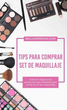Tips para Comprar Set de Maquillaje