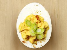 Barbecue Deviled Eggs Recipe : Patrick and Gina Neely : Food Network - FoodNetwork.com