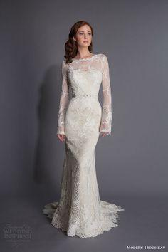 Modern Trousseau Spring 2016 Wedding Dresses | Wedding Inspirasi