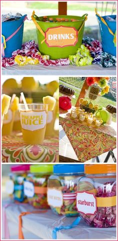 Art Hawaiian Luau Party l-s-party-ideas