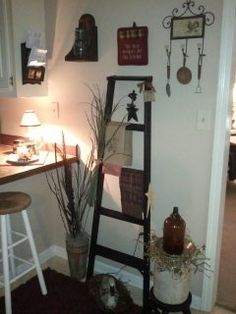 Made from old ladder