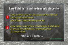 Ecco come promuovere un sito online in modo vincente! http://bit.ly/2cV1gUs #pubblicità #comunicazione #SEO