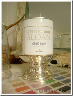 Lots of Annie Sloan Paint tips and tricks on this website