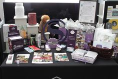 My Scentsy Launch Party display! If you have any questions about it please email me at Smellarific@yahoo.com.