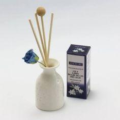 Aromatizador de Ambientes Vaso de Flor Azul - Pequeno