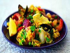 In many ways, Paella defines Spanish cooking & Spanish food, but there ...