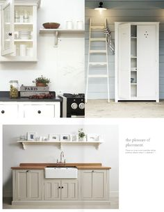 deVol kitchens Industrial Scandinavian, Rustic Industrial, Living Room Decor, Living Spaces, Bedroom Decor, Devol Kitchens, Cream Kitchens, Other Rooms, Kitchen Decor