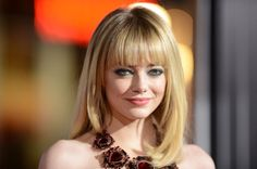 The Latest #Blond Color Trends - Emma Stone © Getty Images