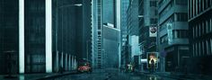 Street Disaster Scene VFX Matte painting in Photoshop, Projection Man in Cinema 4D, Compositing in After Effects. Photo Source: Water Street - New York (1978) Photography By THOMAS STRUTH --- TOOLS AND TUTORIALS FOR C4D & AE ►   www.mustaphafersaoui.fr