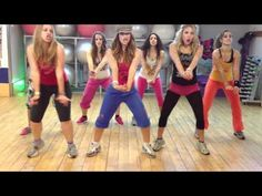 "▶ Zumba with Salo hip hop-""Shawty Got Moves"" - YouTube"