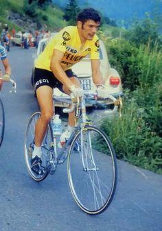 Bernard Thévenet 10. leden 1948 (Saint-Julien-de-Civry; Francie) 2x celkové vítězství (1975, 1977); 9 etapových prvenství