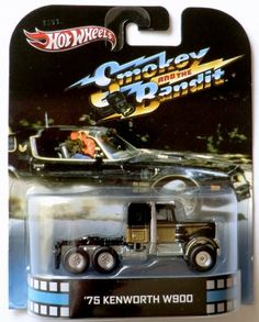 Hot Wheels Smokey and the Bandit
