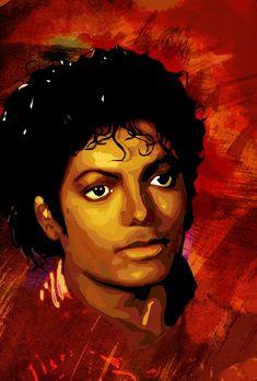 Michael Jackson by Maarfman on DeviantArt