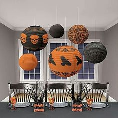 Awesome idea for a Halloween party.