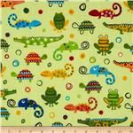 Creatures & Critters Critters Green