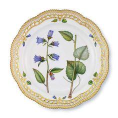 Royal Copenhagen Flora Danica Dinnerware dinner plate