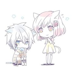 Norn9- Koharu x Senri #Otome #Game #Anime