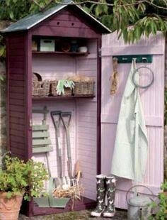 Heather Cottage: Garden Shed.