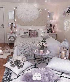 Bedroom Decor For Teen Girls, Teenage Girl Bedrooms, Girl Bedroom Designs, Tween Girls, Teen Bedroom, Girl Decor, Modern Bedroom, Kids Bedroom Ideas For Girls Tween, Master Bedroom