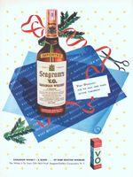 Imported Seagram's VO 1948 Ad Picture