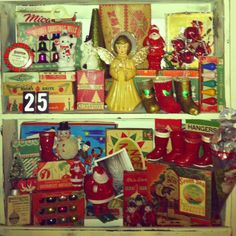 monkeybox: Dime Store Decor.  NOS packaging.
