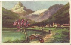 Cartolina Postale, immagine sconosciuta (1940)