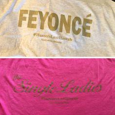 Beyonce Bachelorette Shirts