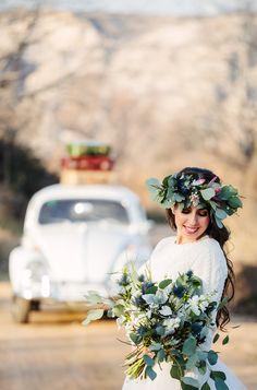 Celebra tu boda al aire libre y en la naturaleza.