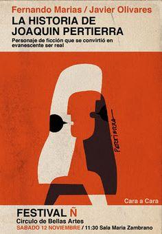 """Una de las ilustraciones de Joaquín Pertierra, personaje de la historia transmedia """"El silencio de mueve"""". Proyecto que su eje centran es una novela pero que se complementa con comic y dos páginas web."""