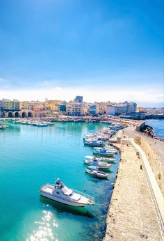 Crete Holiday, Greek Island Hopping, Nature Photography, Travel Photography, Relaxing Holidays, Summer Vacations, Old Port, Sky Sea