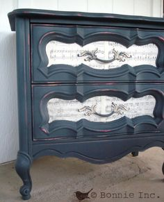 Annie Sloan Chalk Paint Ideas
