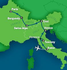 """Two weeks in Europe - """"best of"""" itinerary for ideas"""