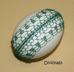 Egg Designs, Egg Decorating, Easter Eggs, Macrame, Diy And Crafts, Weaving, Decoration, Wood, Wire
