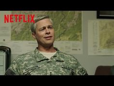 Netflix teases its Brad Pitt film 'War Machine'