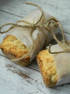 simple ways to wrap up the pastries