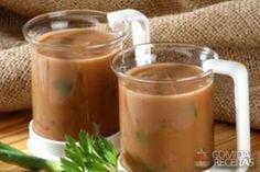 Receita de Caldinho de feijão do nordeste - Comida e Receitas
