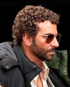 Mens Curly Hairstyles Cabelo …  Trending…