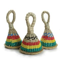 Wicker Rattles - Mali - Shakers and Rattles - African Music   Africa Imports Djembe Drum, Gifts For Kids, Great Gifts, Make A Joyful Noise, African Culture, Made Goods, Musical Instruments, African Fashion, Drums